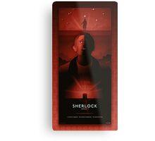 Sherlock Series 2 Metal Print