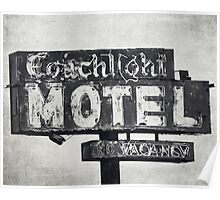 Coachlight Motel in Chicago Poster