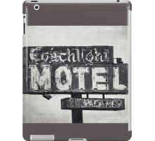 Coachlight Motel in Chicago iPad Case/Skin