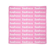 """'Ant/Inf' Frown """"Sadness"""" Variant Scarf"""