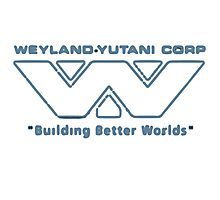 Weyland-Yutani Corp Photographic Print