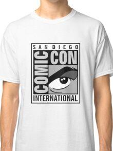 Comic Con Greyscale Classic T-Shirt