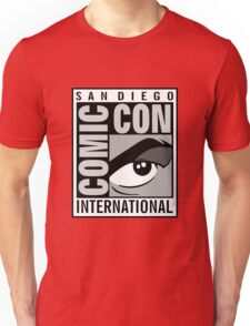 Comic Con Greyscale Unisex T-Shirt