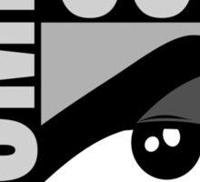 Comic Con Greyscale Sticker