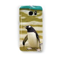 Penguin Paddling Samsung Galaxy Case/Skin