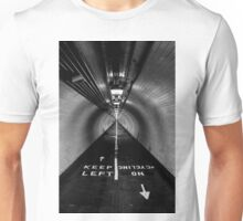Keep Left Unisex T-Shirt
