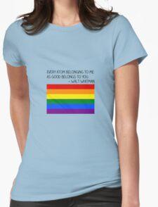 Whitman Pride T-Shirt
