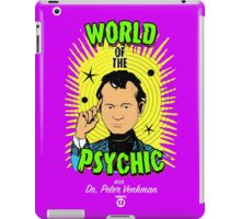 Ghostbusters World of the Psychic iPad Case/Skin