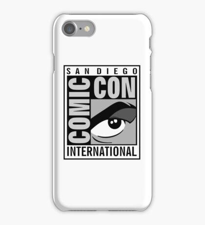 Comic Con Greyscale iPhone Case/Skin