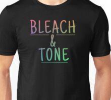 Rainbow Bleach & Tone Unisex T-Shirt