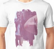 Kate Beckett - brush effect Unisex T-Shirt
