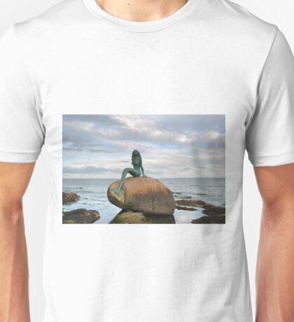 Mermaid of the North Unisex T-Shirt