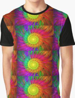 Follow the Rainbow Graphic T-Shirt