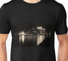 Domino Sugars Factory in Baltimore, Maryland Unisex T-Shirt