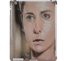 Airbrush Portrait - Sarah Michelle Gellar iPad Case/Skin