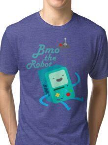 BMO, The Robot Tri-blend T-Shirt