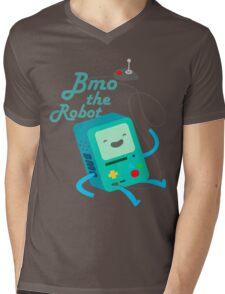 BMO, The Robot Mens V-Neck T-Shirt