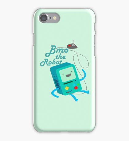 BMO, The Robot iPhone Case/Skin