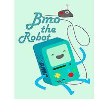 BMO, The Robot Photographic Print