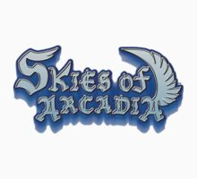 Skies Of Arcadia Kids Tee