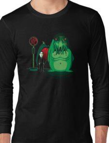 Cthulhu Waits Long Sleeve T-Shirt