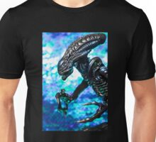 Alien from sci-fi movie Unisex T-Shirt