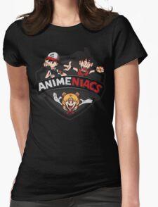 Animeniacs Womens Fitted T-Shirt