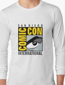 Comic Con No Border Long Sleeve T-Shirt