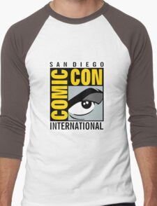 Comic Con No Border Men's Baseball ¾ T-Shirt