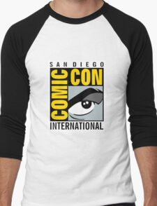 Comic Con No Border Men's Baseball ¾ T-Shirt