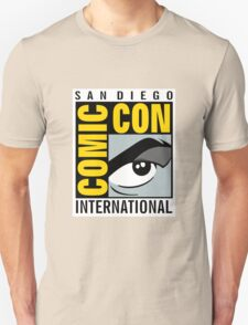 Comic Con No Border Unisex T-Shirt