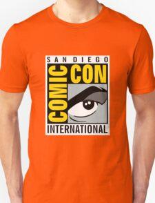Comic Con No Border T-Shirt
