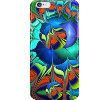 A Floral Fantasy 2 iPhone Case/Skin