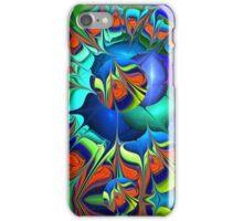 A Floral Fantasy 2 iPhone Case/Skin