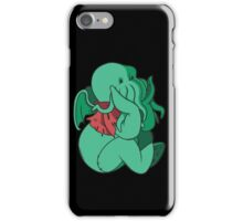 Winnie-Thulhu iPhone Case/Skin