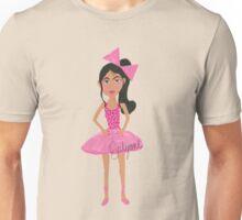 Evalynne Portrait Unisex T-Shirt