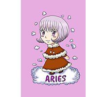 Chibi Aries Photographic Print