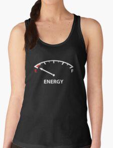 Running On Empty : Energy Women's Tank Top