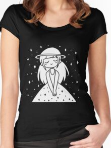 star girl Women's Fitted Scoop T-Shirt