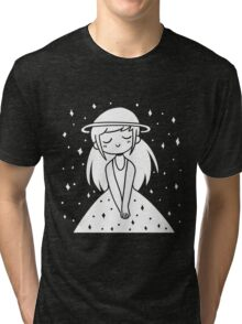 star girl Tri-blend T-Shirt