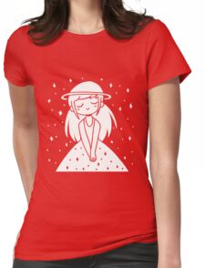 star girl Womens Fitted T-Shirt