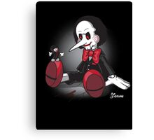 Wish Upon a Saw Canvas Print