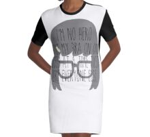 tina Graphic T-Shirt Dress