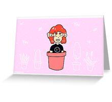 XANDER Greeting Card