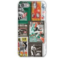 group sports iPhone Case/Skin