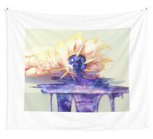 solgaleo and the galaxy thing Wall Tapestry