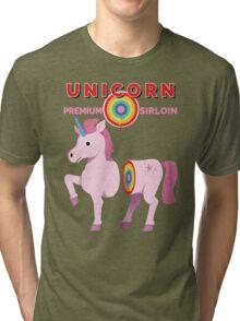 UNICORN Sirloin Tri-blend T-Shirt