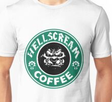 Hellscream Coffee Unisex T-Shirt