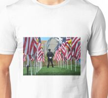 Tribute to Veterans and Military Unisex T-Shirt