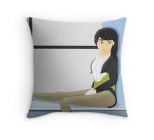 Zatanna Throw Pillow